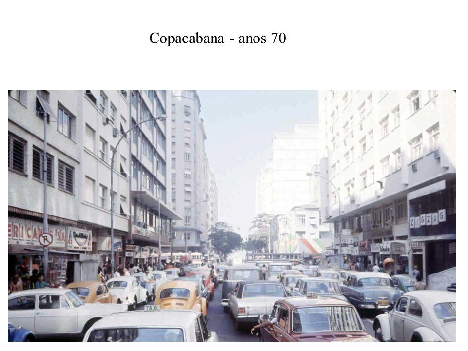 Copacabana - anos 70