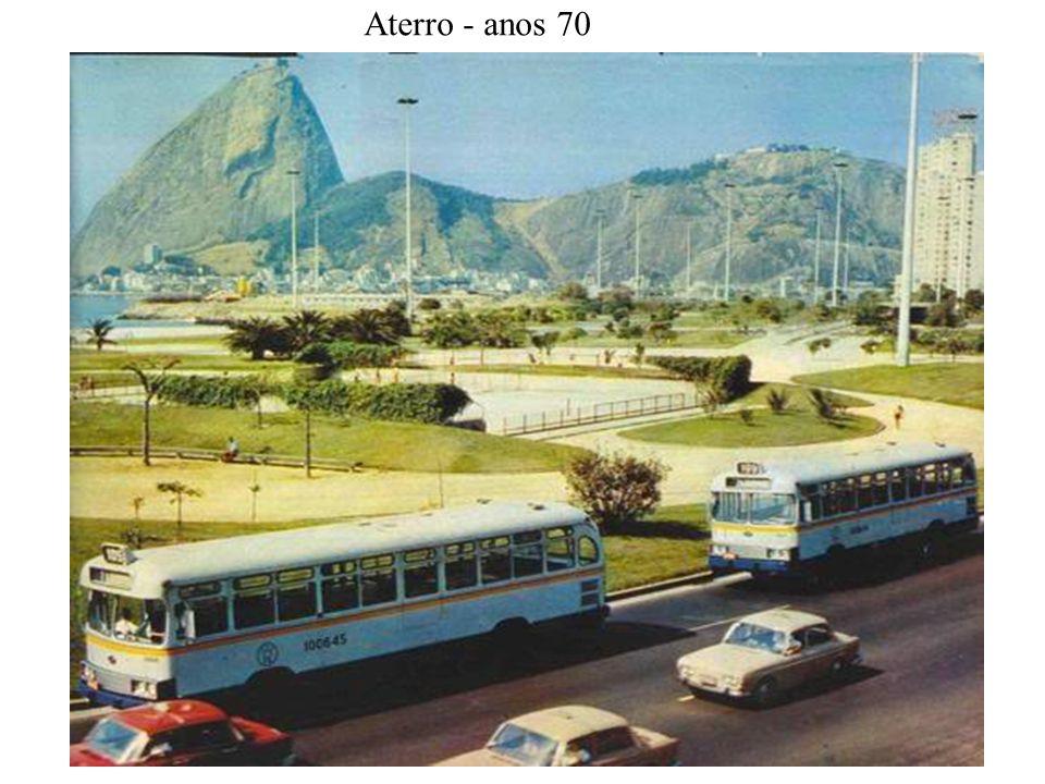 Aterro - anos 70