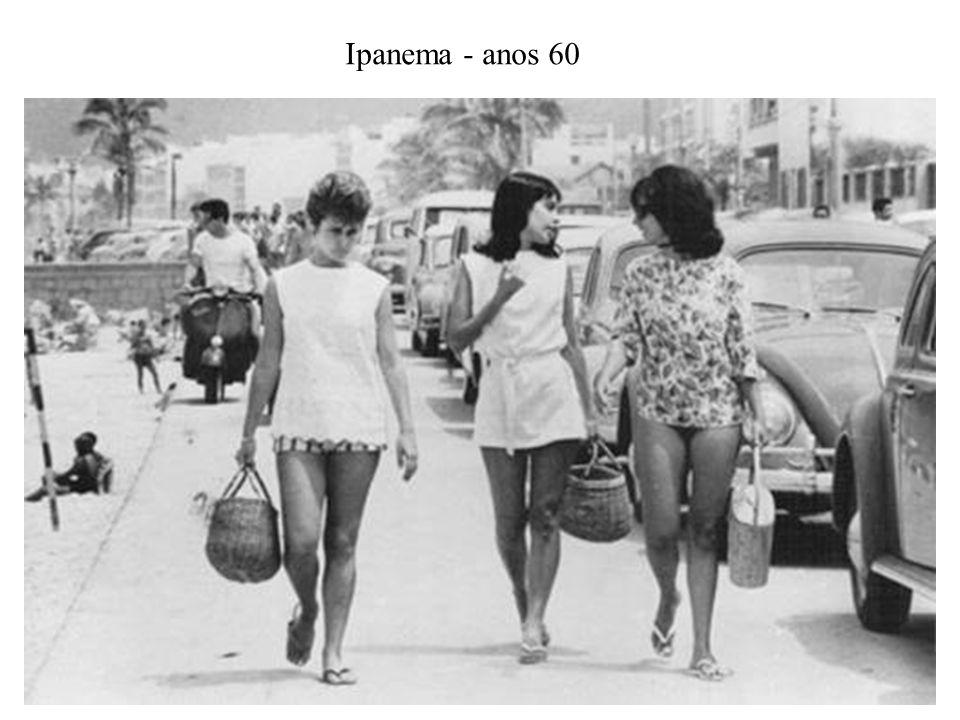 Ipanema - anos 60
