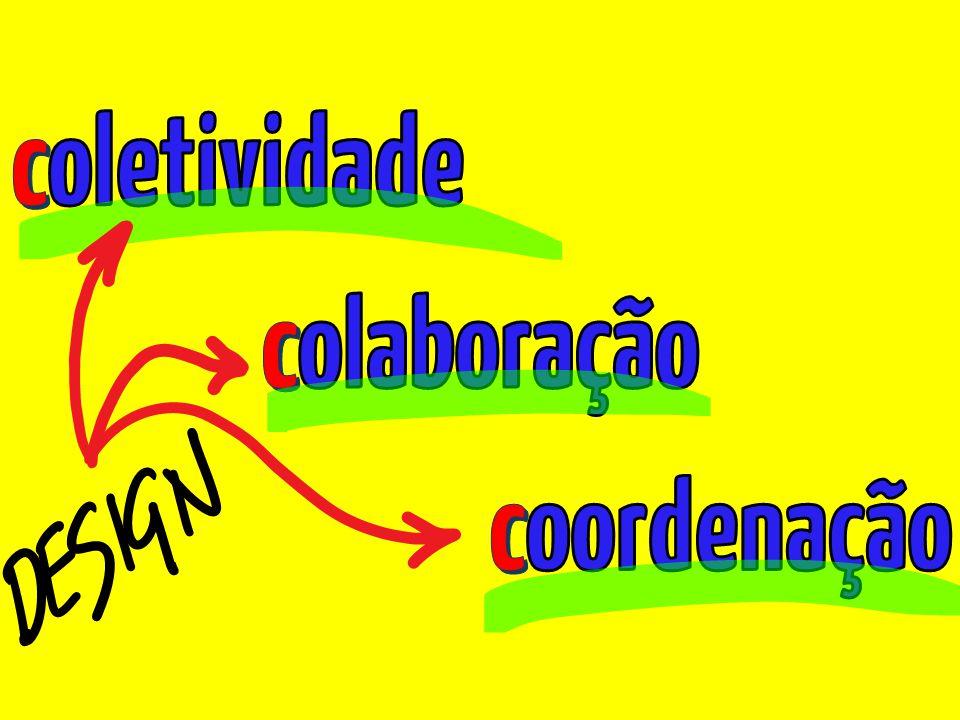 coletividade colaboração coordenação