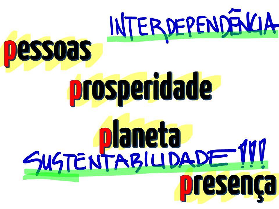 pessoas prosperidade planeta presença