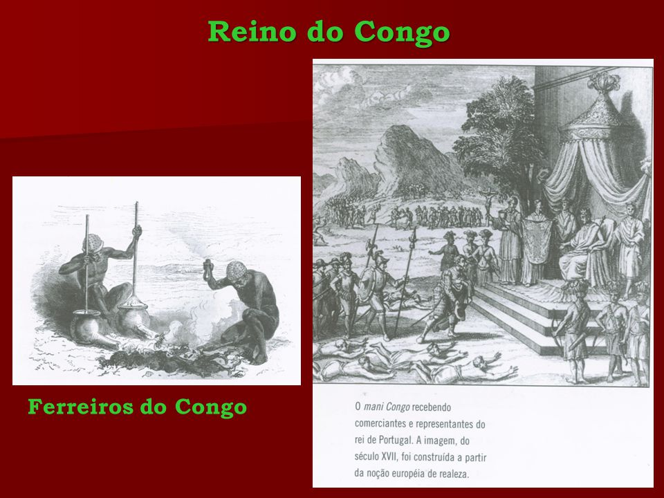 Reino do Congo Ferreiros do Congo