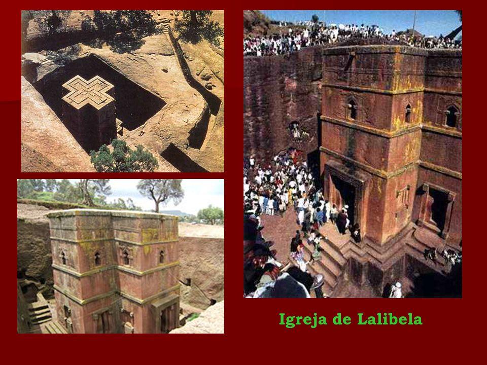 Igreja de Lalibela
