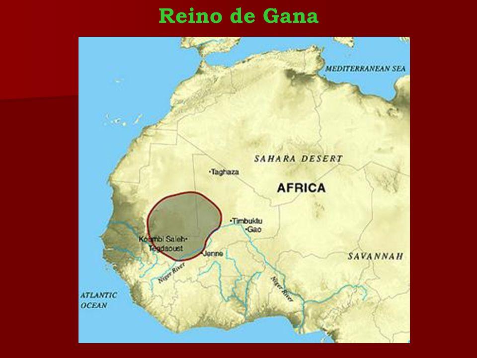 Reino de Gana
