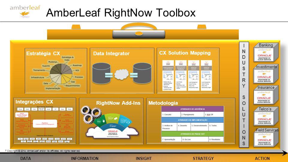 AmberLeaf RightNow Toolbox