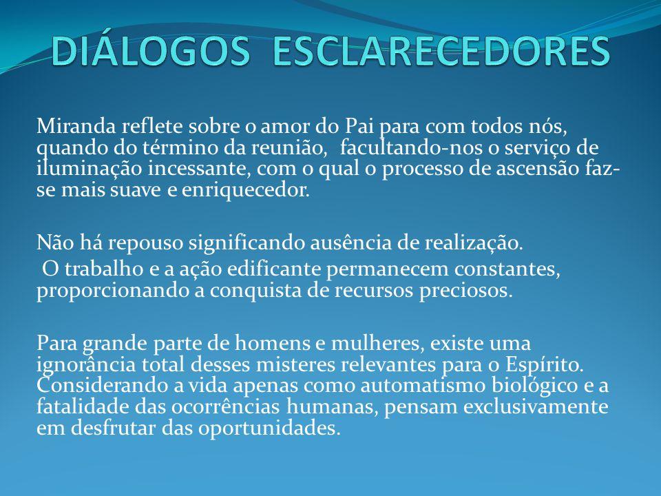 DIÁLOGOS ESCLARECEDORES