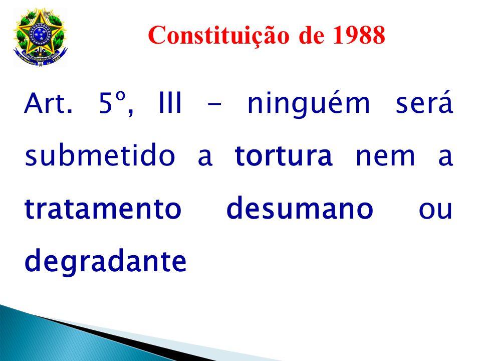 Constituição de 1988 Art.