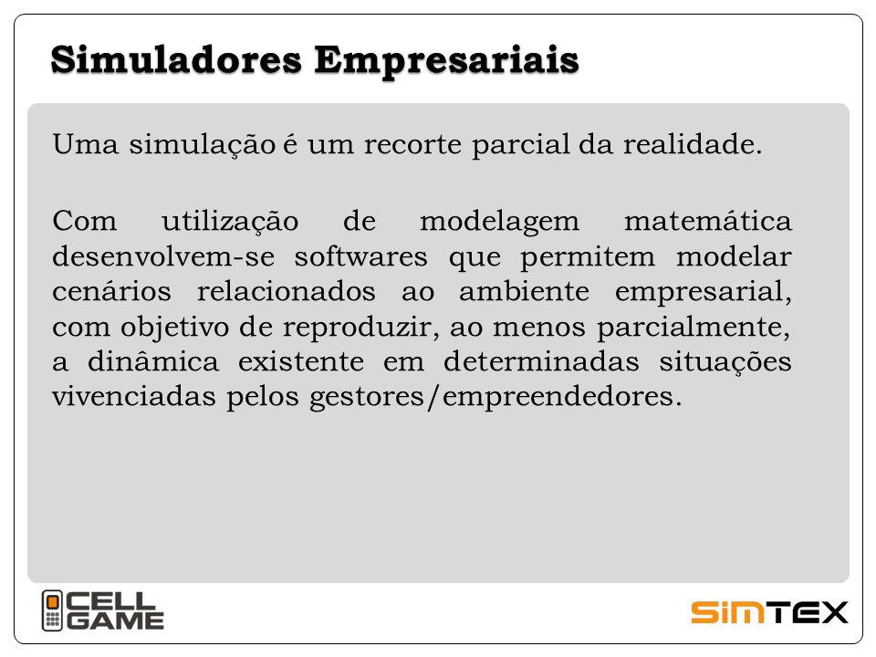 Simuladores Empresariais