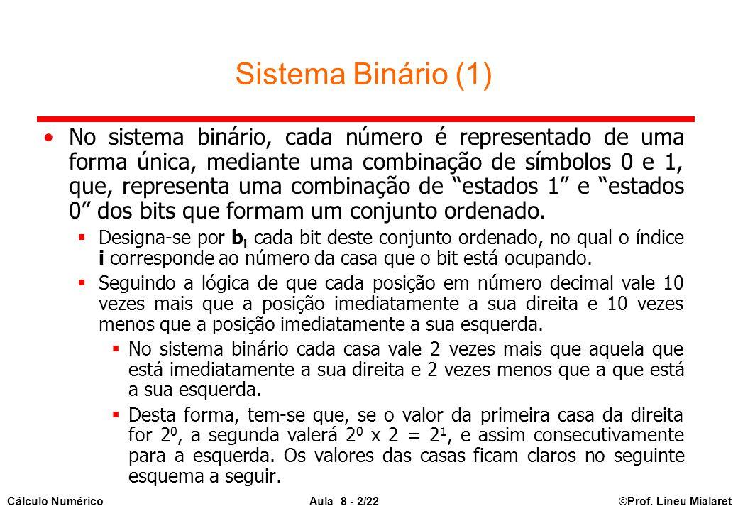 Sistema Binário (1)