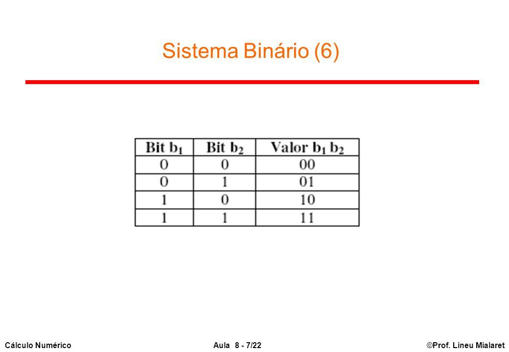 Sistema Binário (6)