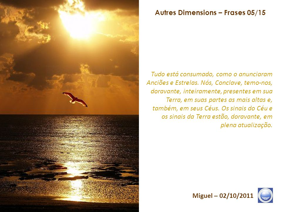 Autres Dimensions – Frases 05/15