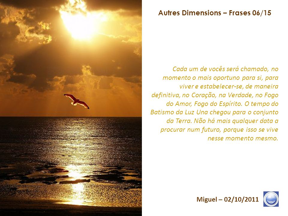 Autres Dimensions – Frases 06/15