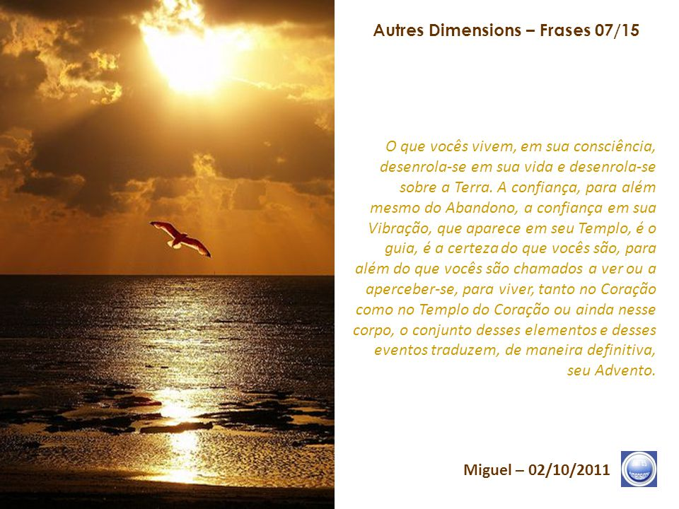 Autres Dimensions – Frases 07/15