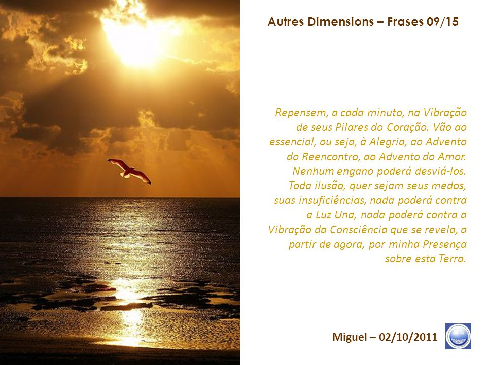 Autres Dimensions – Frases 09/15