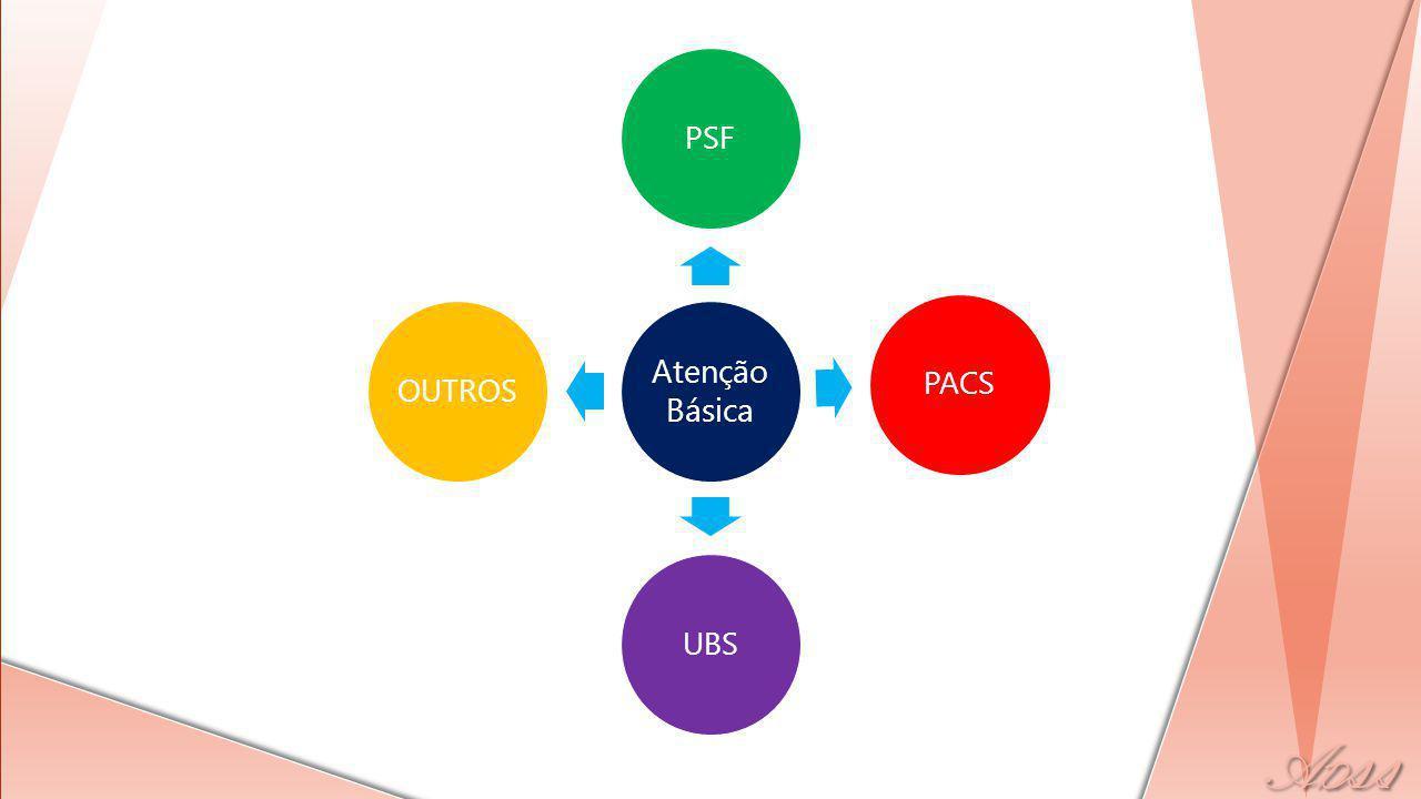 Atenção Básica PSF PACS UBS OUTROS