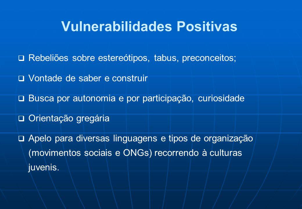 Vulnerabilidades Positivas