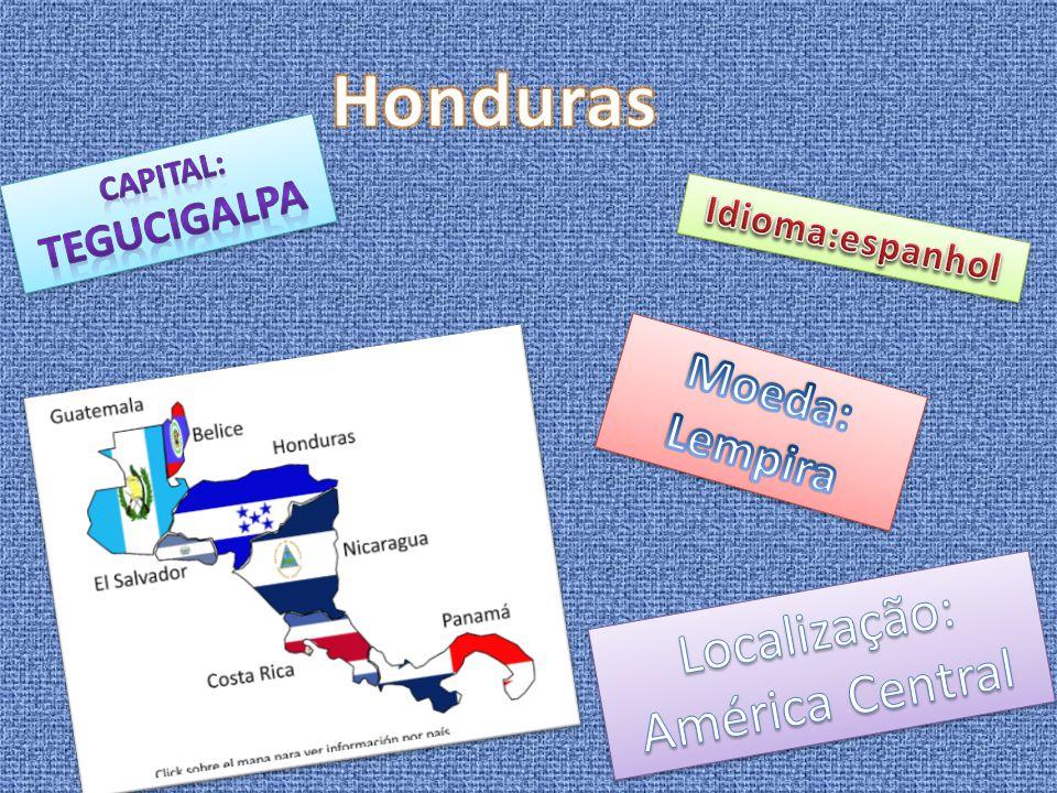 Localização: América Central