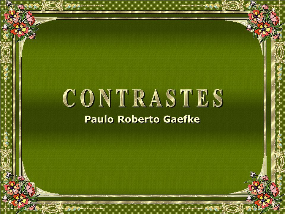 C O N T R A S T E S Paulo Roberto Gaefke