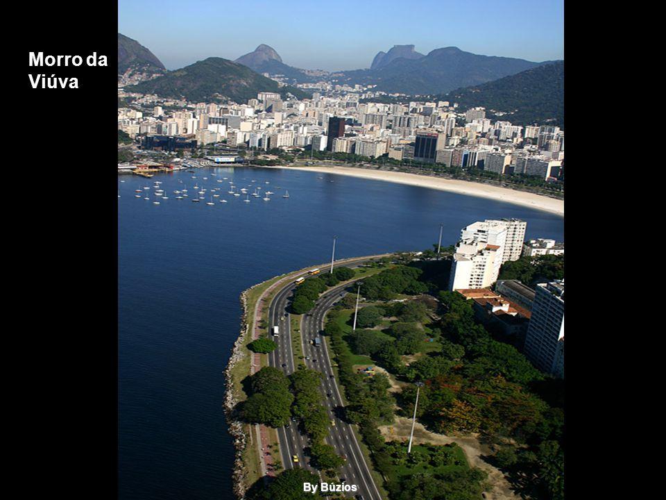 Morro da Viúva By Búzios