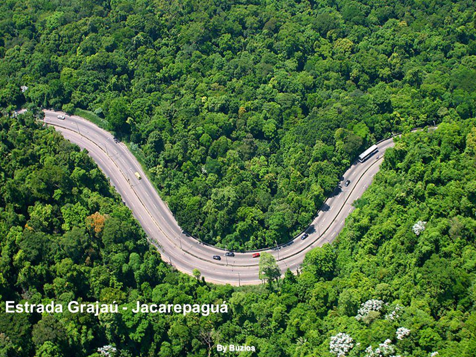 Estrada Grajaú - Jacarepaguá