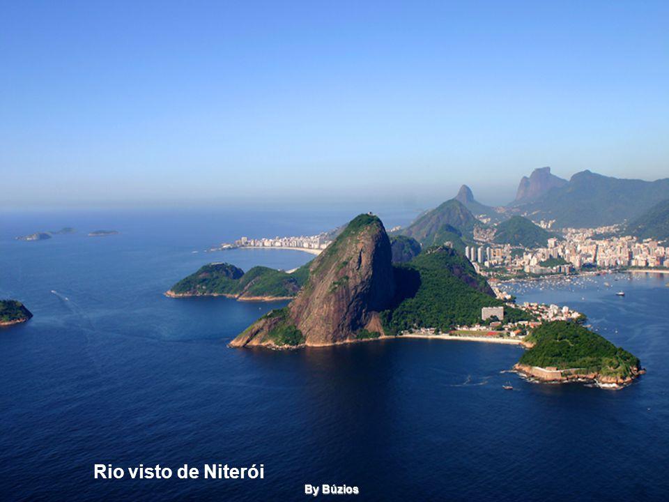Rio visto de Niterói By Búzios