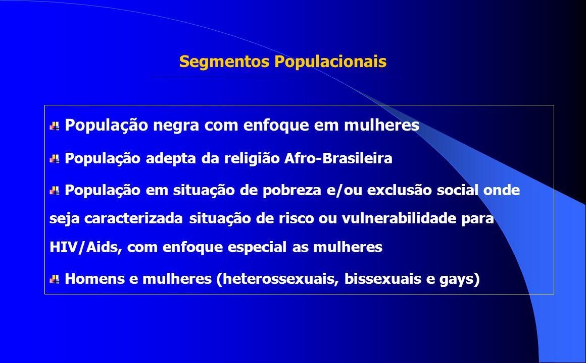 Segmentos Populacionais