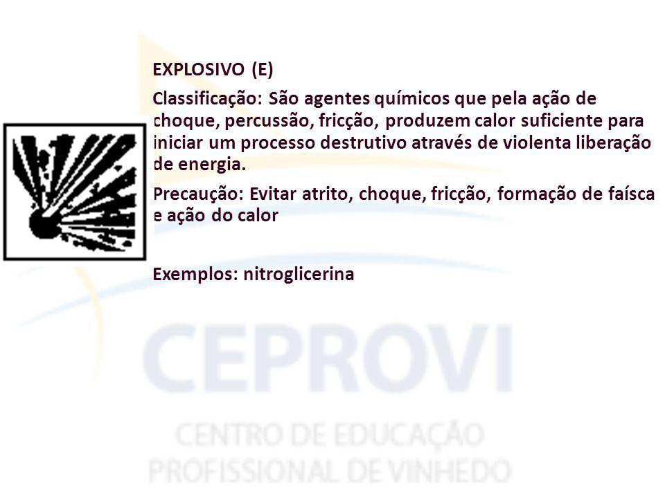 EXPLOSIVO (E)