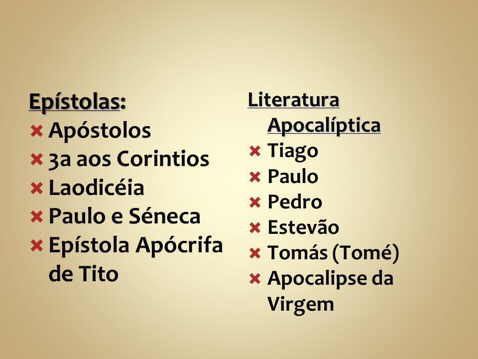Epístola Apócrifa de Tito