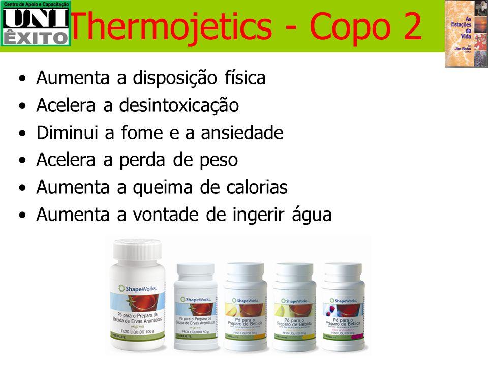 Thermojetics - Copo 2 Aumenta a disposição física