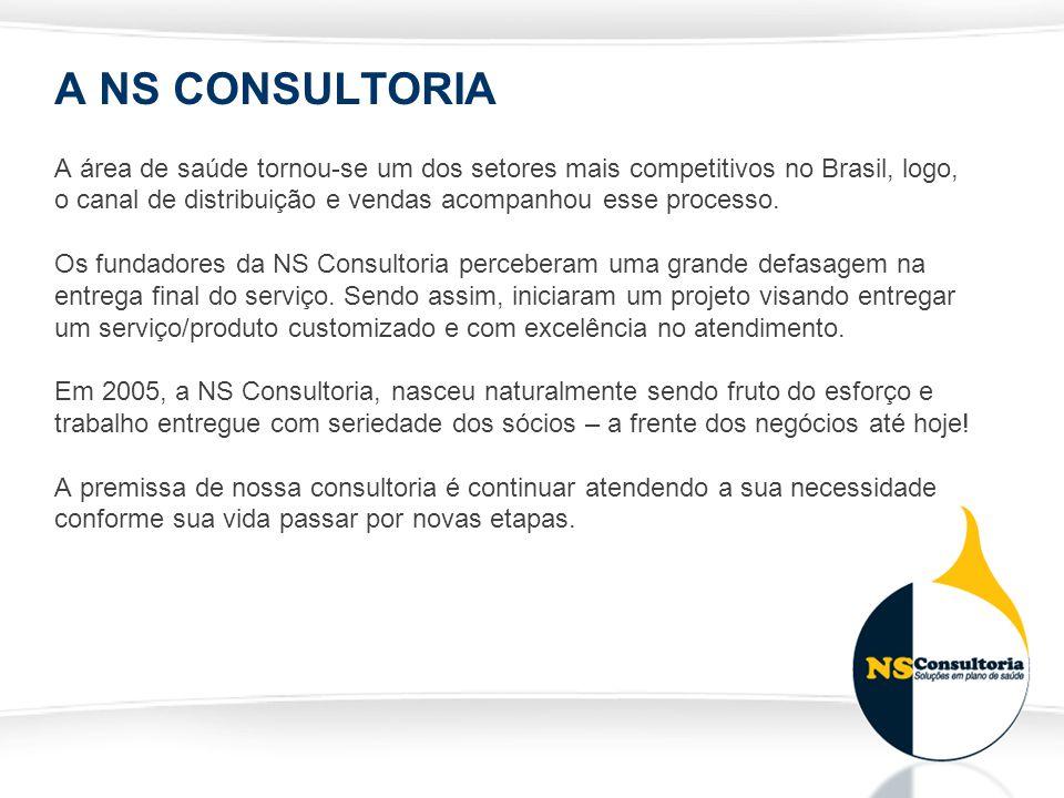 A NS CONSULTORIA A área de saúde tornou-se um dos setores mais competitivos no Brasil, logo,