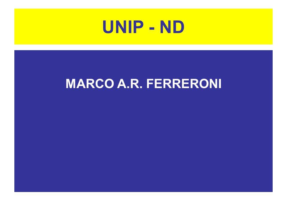 UNIP - ND MARCO A.R. FERRERONI