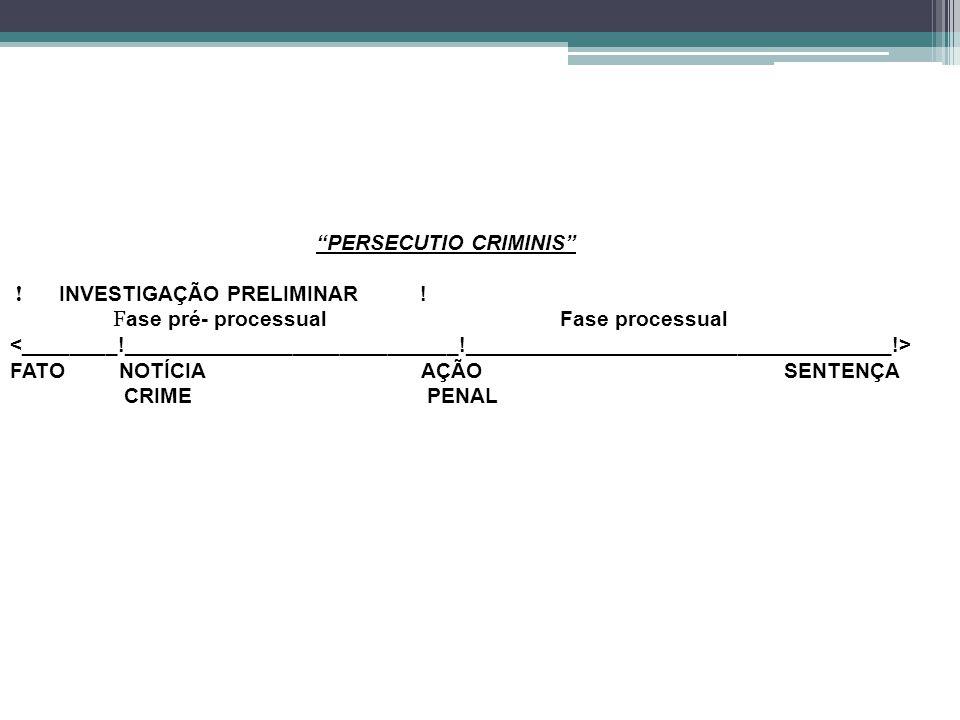 PERSECUTIO CRIMINIS