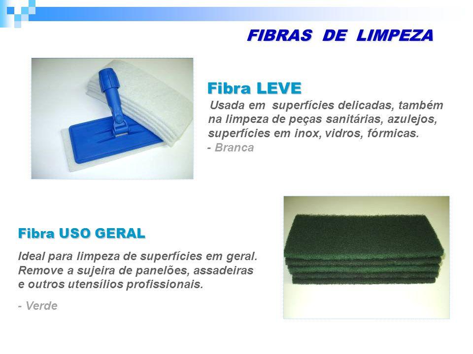 FIBRAS DE LIMPEZA Fibra USO GERAL - Branca