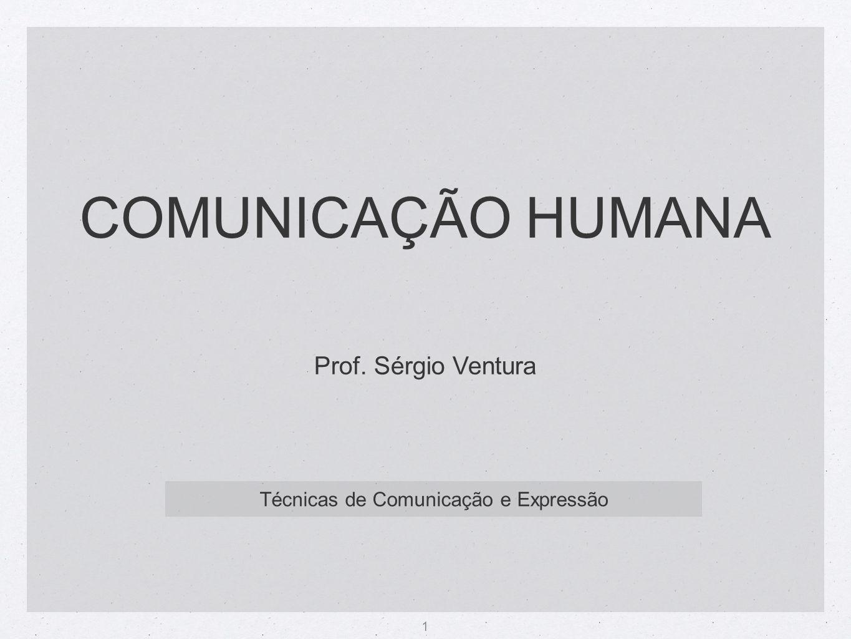 Técnicas de Comunicação e Expressão