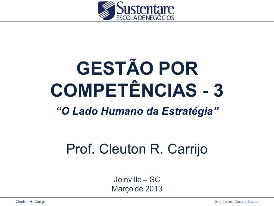 GESTÃO POR COMPETÊNCIAS - 3