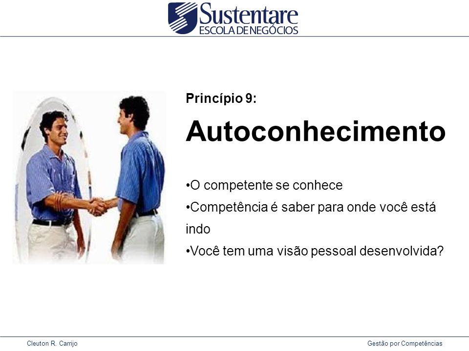 Princípio 9: Autoconhecimento