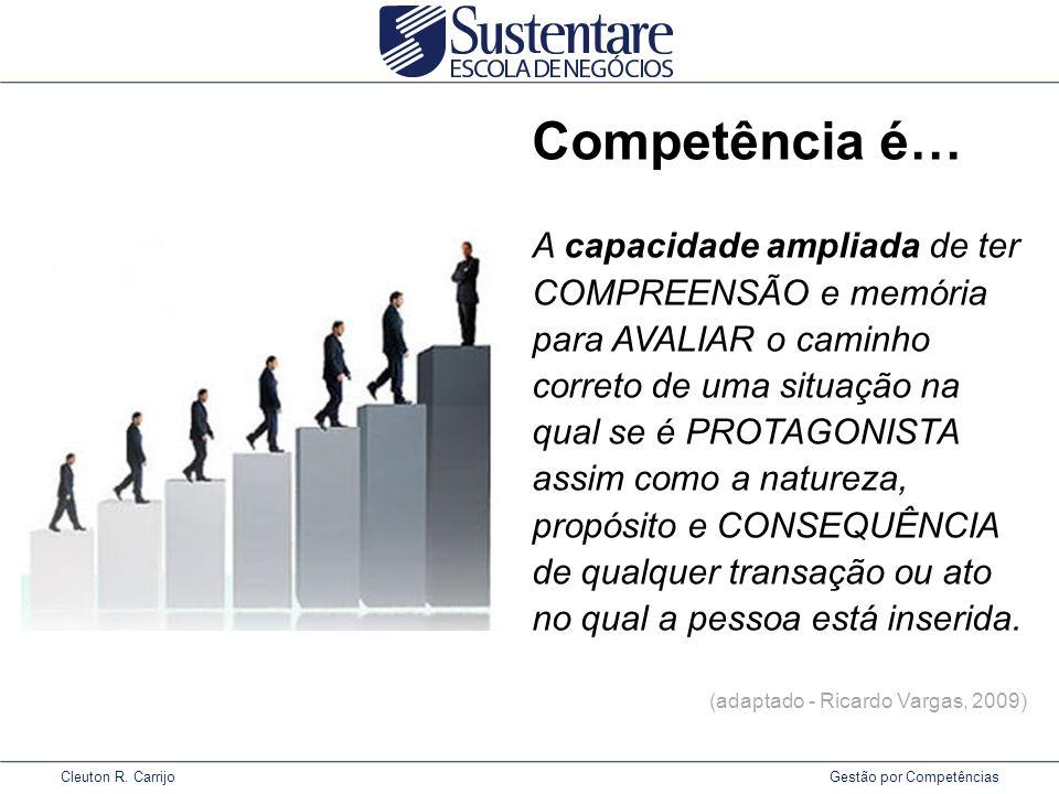 Competência é…