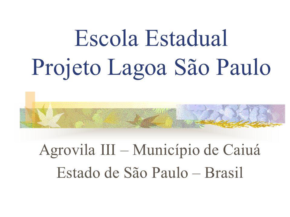 Escola Estadual Projeto Lagoa São Paulo