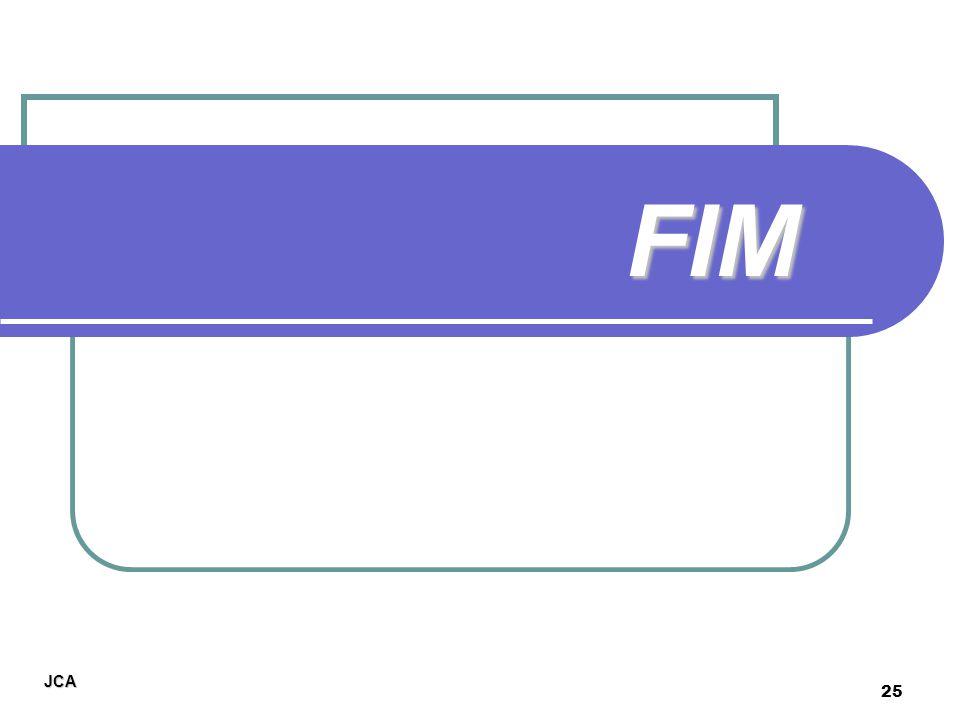 FIM JCA
