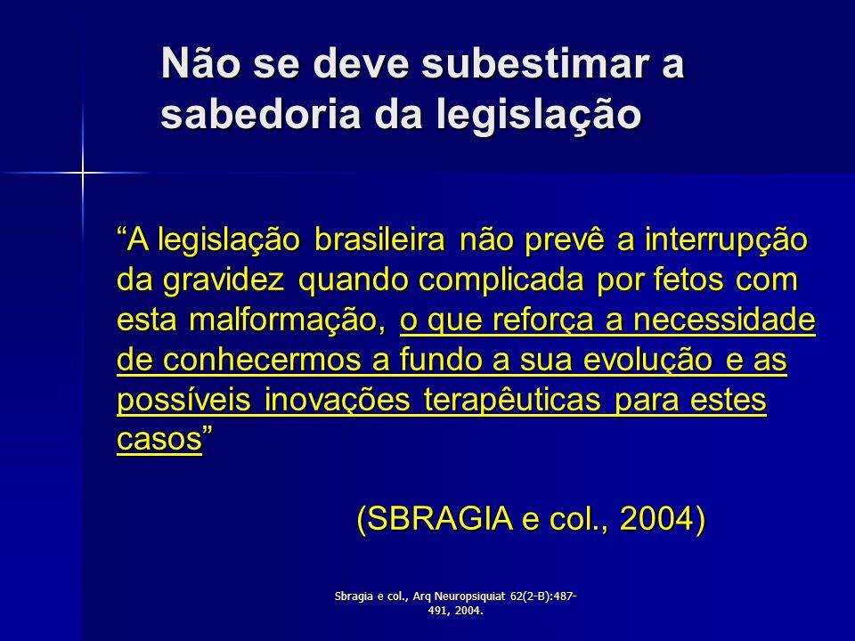 Sbragia e col., Arq Neuropsiquiat 62(2-B):487-491, 2004.