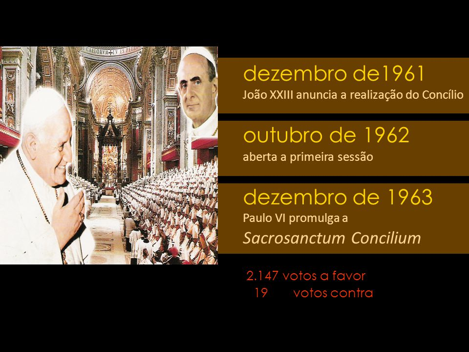 dezembro de1961 outubro de 1962 dezembro de 1963
