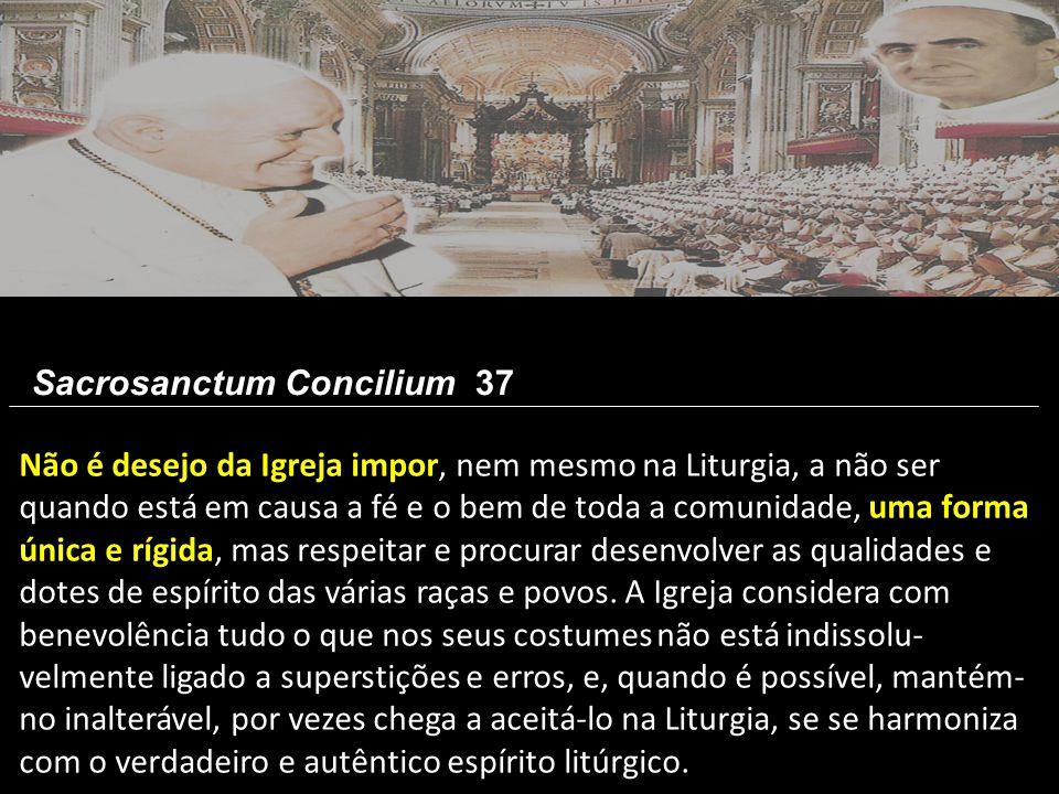 Sacrosanctum Concilium 37