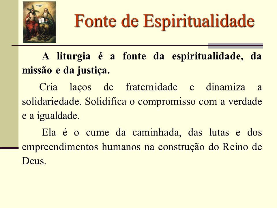 Fonte de Espiritualidade