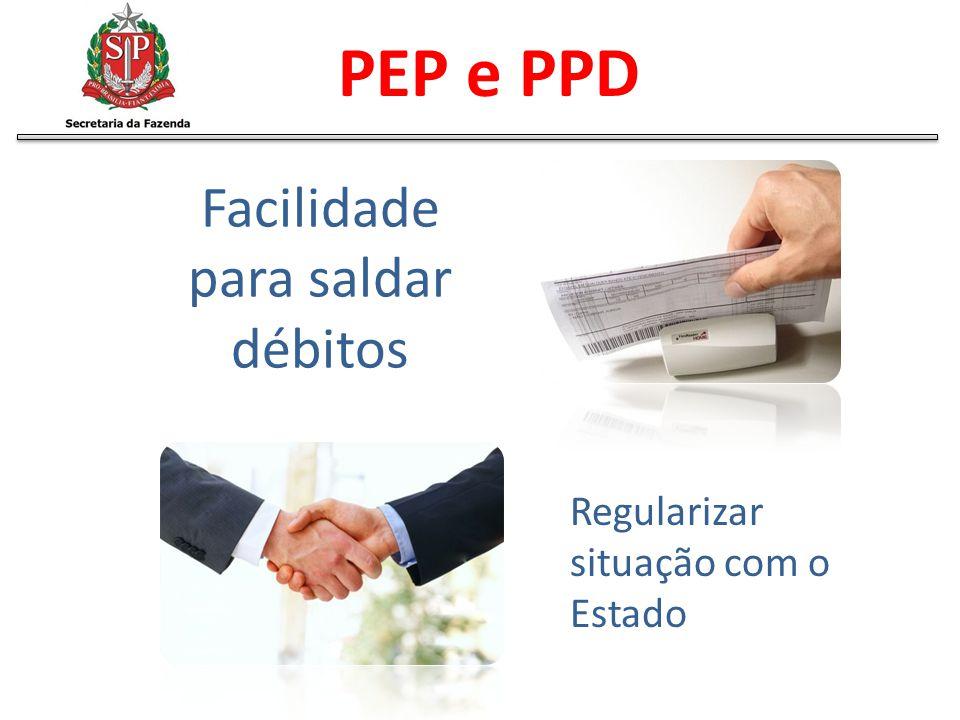 Facilidade para saldar débitos