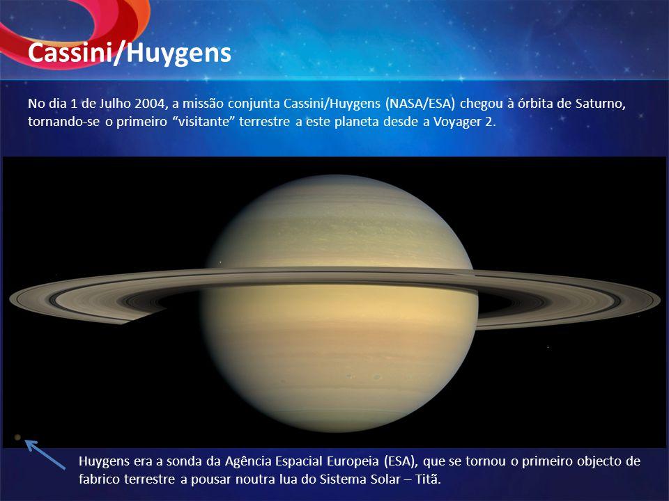 Cassini/Huygens
