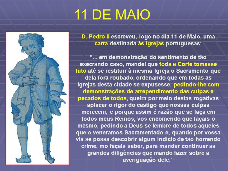 11 DE MAIO