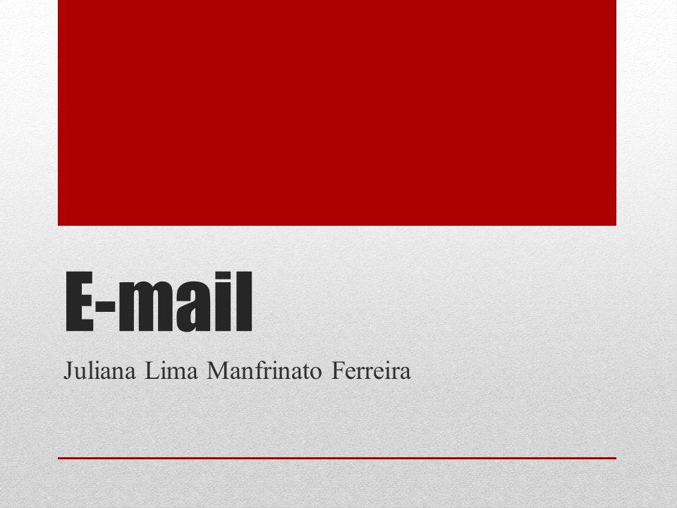Juliana Lima Manfrinato Ferreira