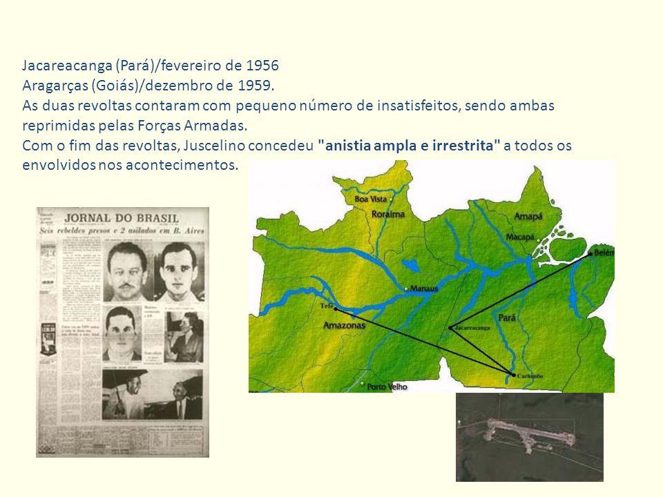 Jacareacanga (Pará)/fevereiro de 1956