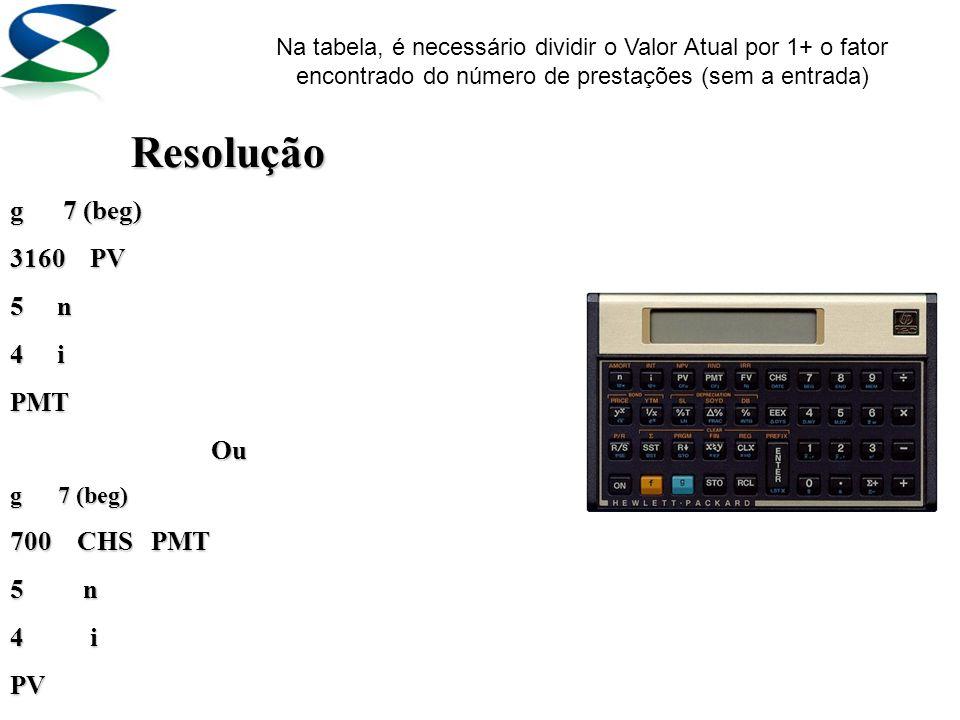 3 – Verificar se é mais vantajoso adquirir um computador por R$ 3