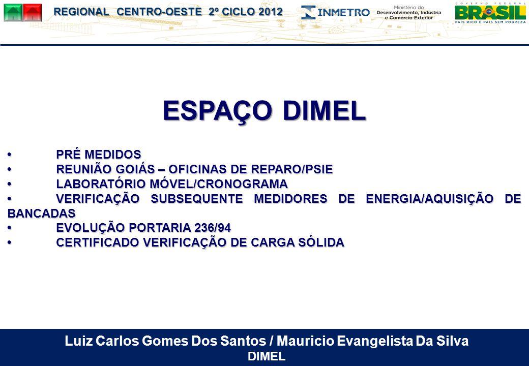 Luiz Carlos Gomes Dos Santos / Mauricio Evangelista Da Silva